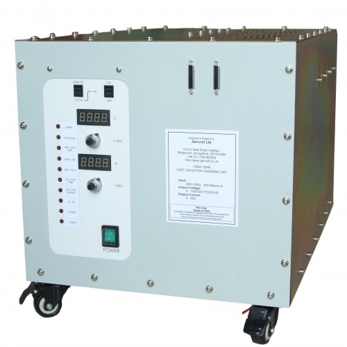 Callisto Range High Voltage Power supply-15kW,30kW|Genvolt
