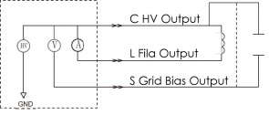 EB04 Output Diagram