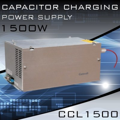 New 1500W Capacitor Charging Power Supply