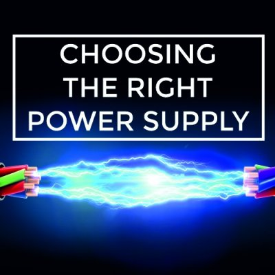 Choosing The Right High Voltage Power Supply