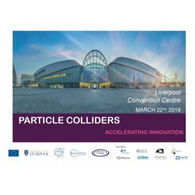 "GENVOLT to EXHIBIT at the ""Particle Colliders – Accelerating Innovation"" Symposium"